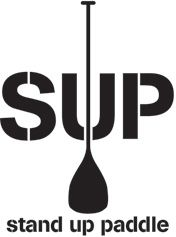 Stand Up Paddle Logo