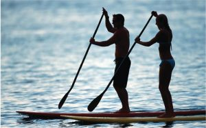 COUPLES Stand Up Paddle