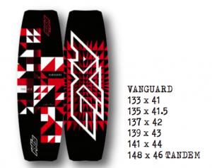 Axis Vanguard 2017